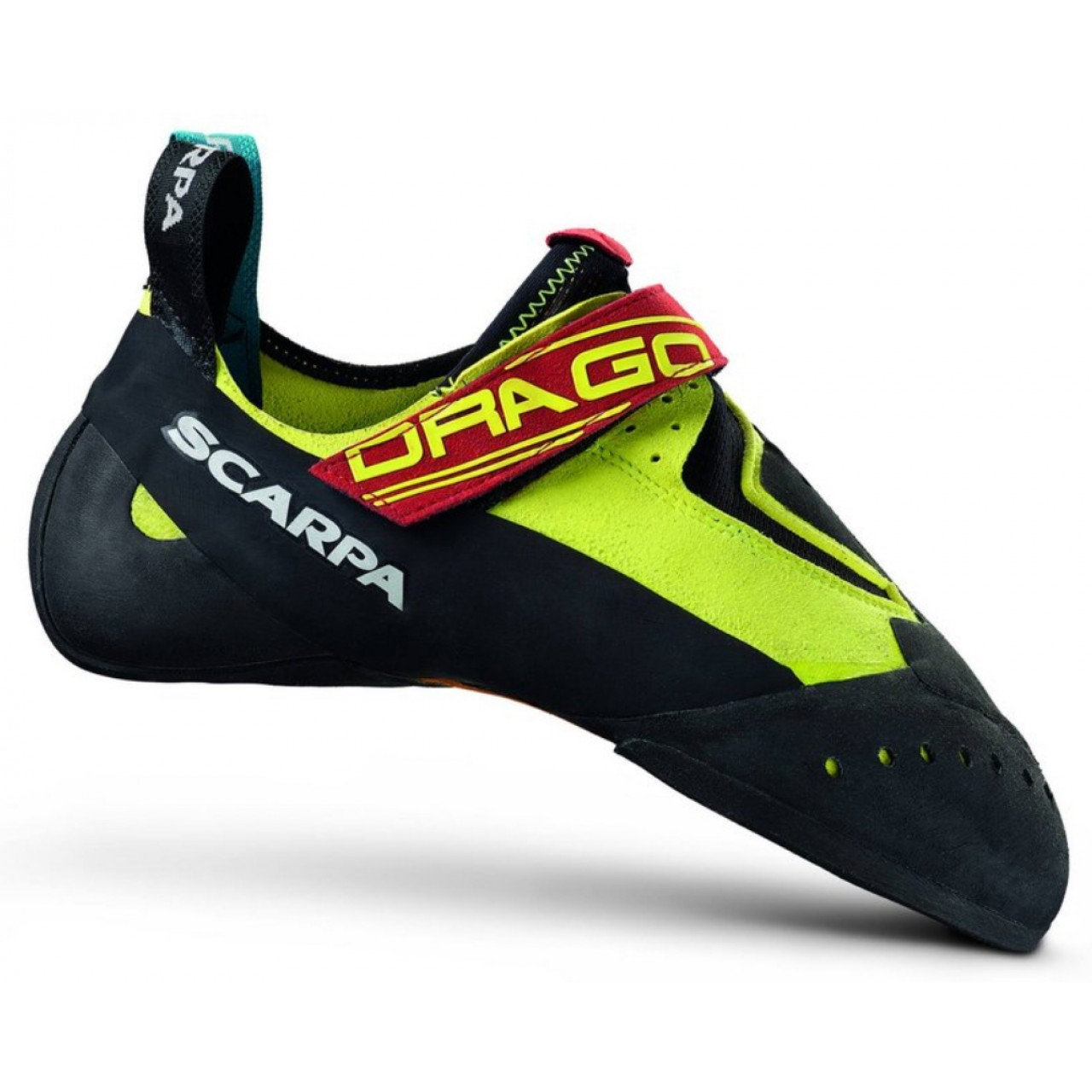 7537f1abb641 The Drago is Scarpa s latest performance shoe. It is so new that the only  images we have available right now are those that we took at the Outdoor  tradeshow ...