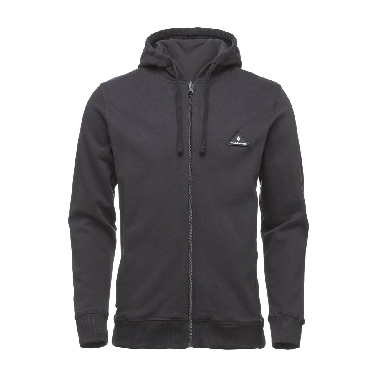 e0c94d44915 The Black Diamond BD Logo Hoody is a classic style of hoody with a full  length zip