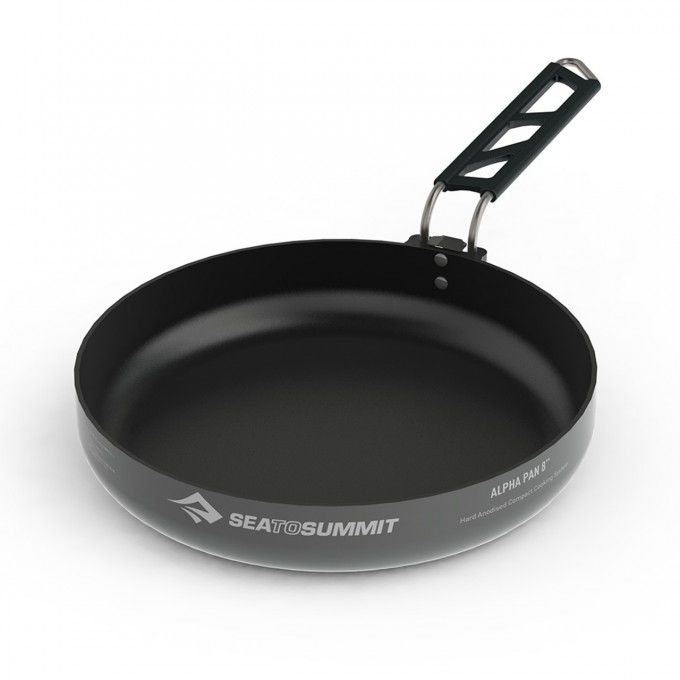 Alpha Frying Pan 8 Inch with Halo NS
