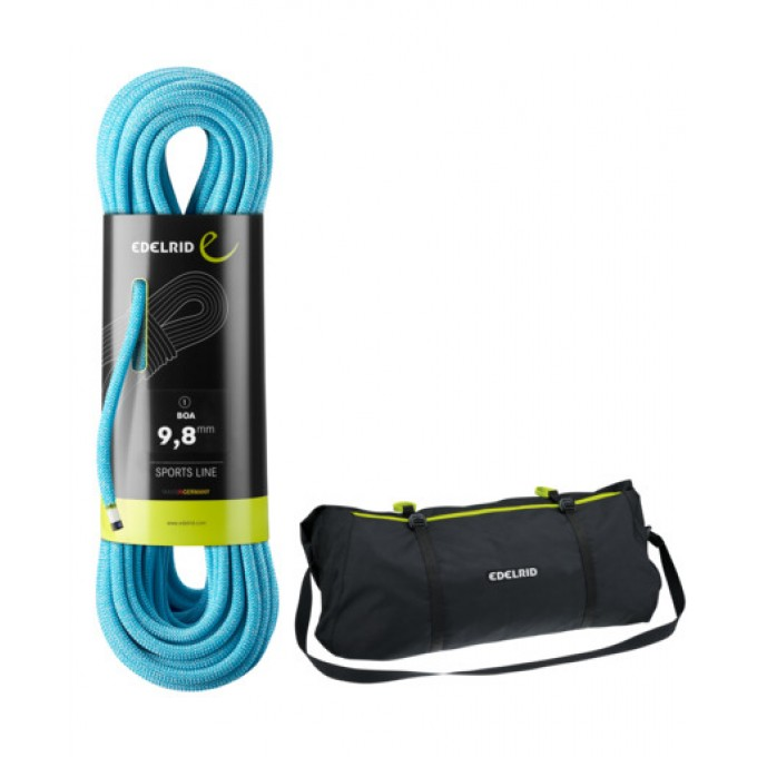Boa 9.8mm TS with Liner Rope Bag