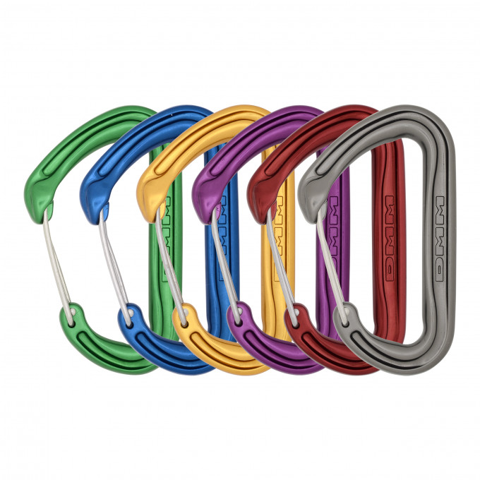 Chimera Carabiner Assorted 6 Pack