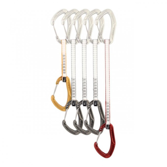 Alpha Trad Quickdraw - 5 Pack