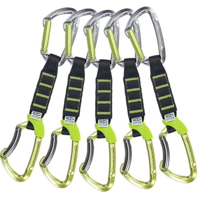 Lime Set NY Pro - Pack Of 5 Draws (12cm)