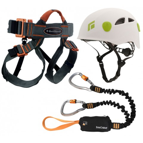 Preview of Iron Cruiser Via Ferrata Package