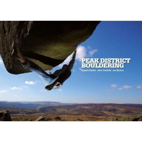 Preview of Peak District Bouldering 2nd Edition