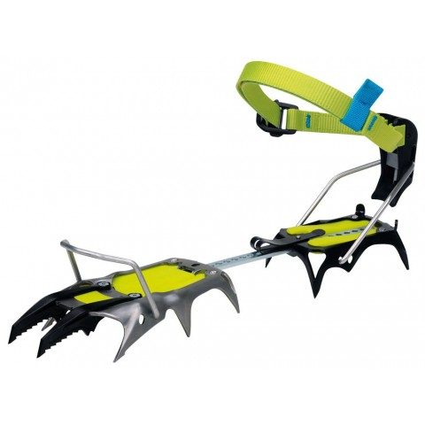 Preview of Beast Crampons