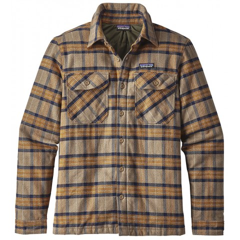 Insulated Fjord Flannel Shirt