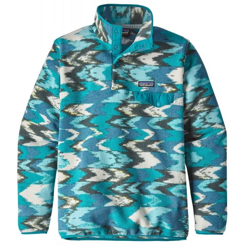 Preview of Womens Lightweight Synchilla Snap-T Fleece Pullover