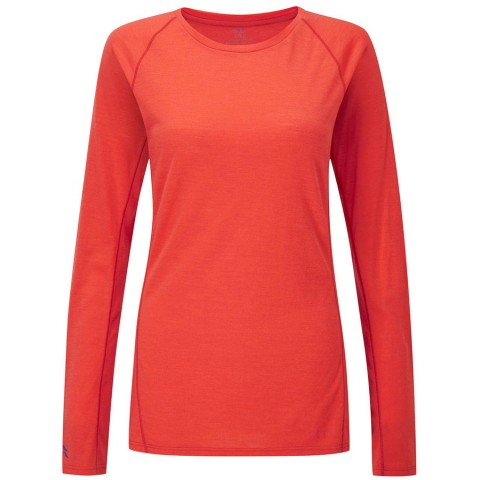 Preview of Womens Merino+ 120 Long Sleeve Tee