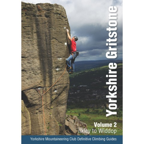 Preview of Yorkshire Gritstone Volume 2 - Ilkley to Widdop