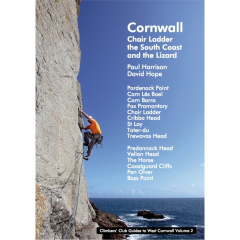 Preview of Cornwall Vol 2: Chair Ladder the South Coast and the Lizard