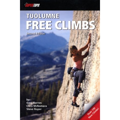 Preview of Tuolumne Free Climbs