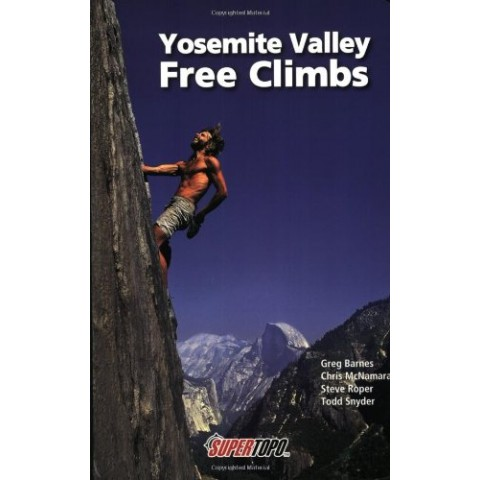 Preview of Yosemite Valley Free Climbs