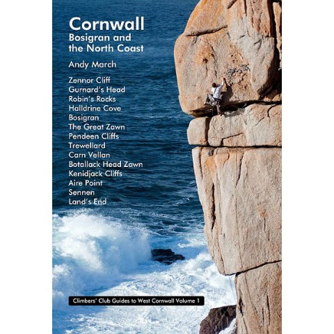 Preview of Cornwall Vol 1: Bosigran and the North Coast