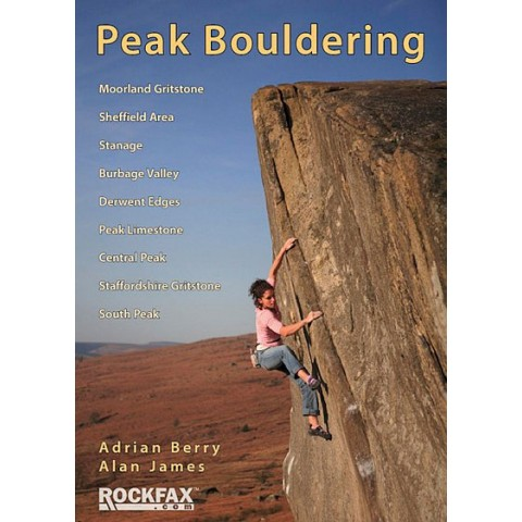 Preview of Peak Bouldering, 2nd edition