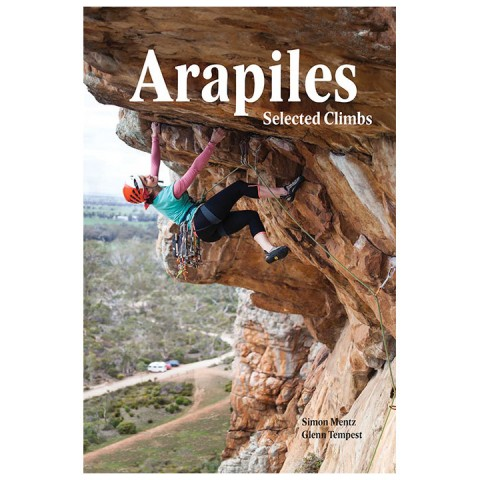 Preview of Arapiles Selected Climbs (Thrid Edition)