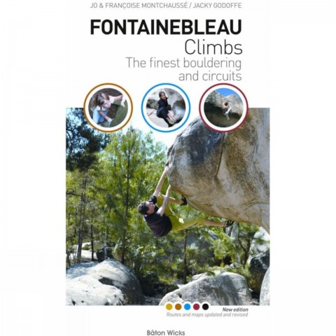 Preview of Fontainebleau Climbs