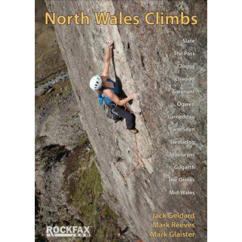 Preview of North Wales Climbs
