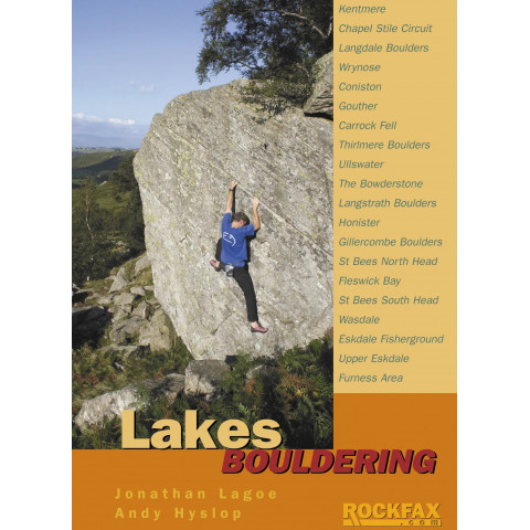Preview of Lakes Bouldering