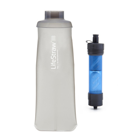 Preview of LifeStraw Flex with Collapsible Squeeze Bottle