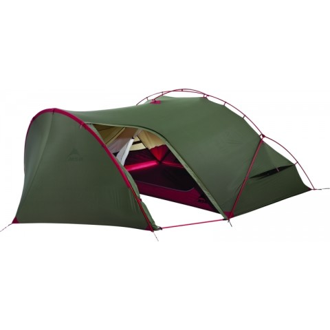 Preview of Hubba Tour 2 Tent