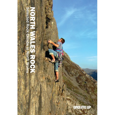 Preview of North Wales Rock Selected Rock Climbs in North Wales (4th edition)