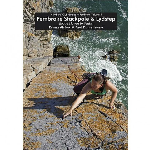 Preview of Pembroke: Stackpole & Lydstep Vol 5