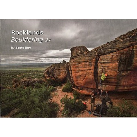 Preview of Rocklands Bouldering