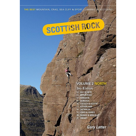Preview of Scottish Rock - Volume Two - North (3rd Edition)