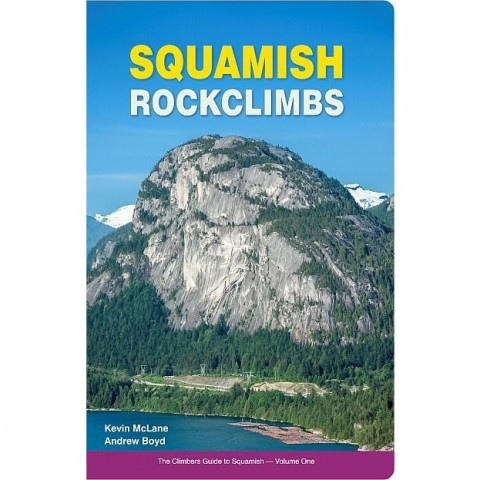 Preview of Squamish Rockclimbs