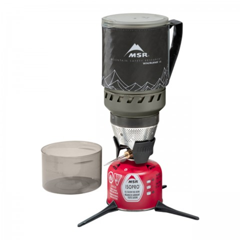 Preview of Windburner Personal Stove System