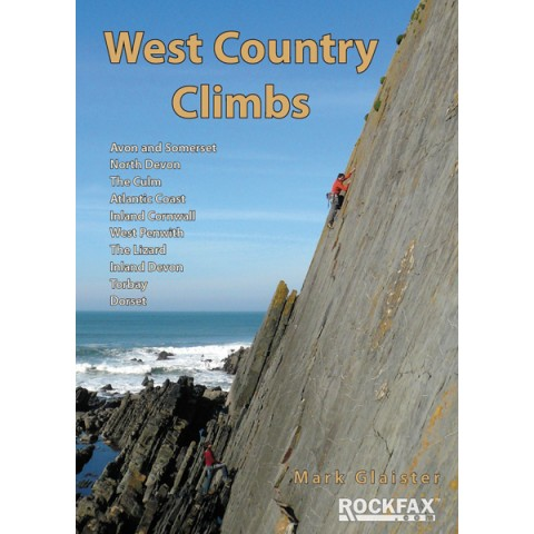 Preview of West Country Climbs