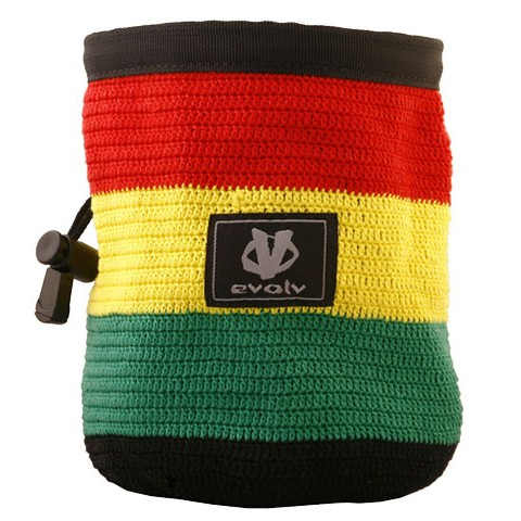 Preview of Knit Chalk Bag - Rasta