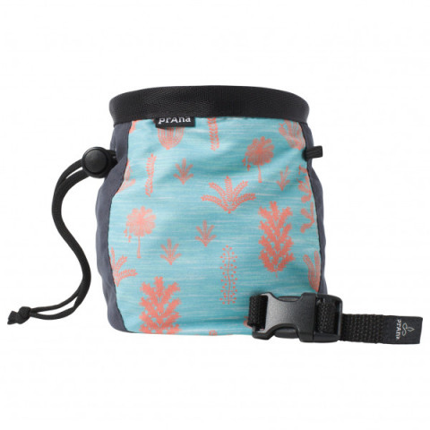 Preview of Graphic Chalk Bag with Belt