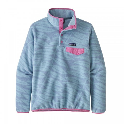 Preview of Patagonia Women's Lightweight Synchilla Snap-T Fleece Pullover