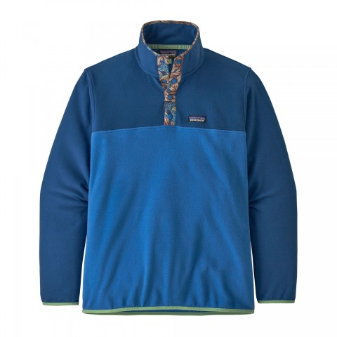 Preview of Micro D Snap-T Fleece Pullover