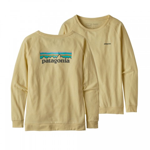 Preview of Women's Long-Sleeved Pastel P-6 Logo Responsibili-Tee