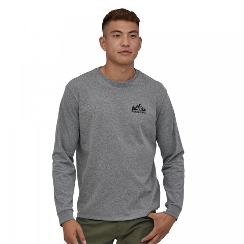Preview of Long-Sleeved Fitz Roy Scope Responsibili-Tee
