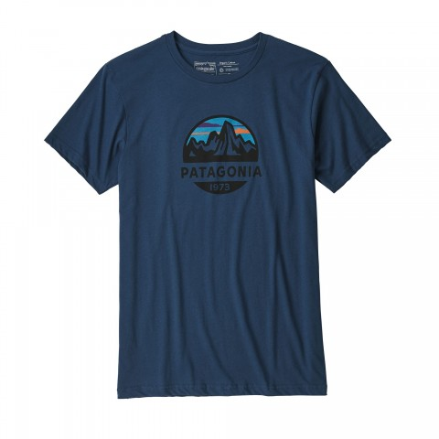Preview of Fitz Roy Scope Organic Cotton T-Shirt