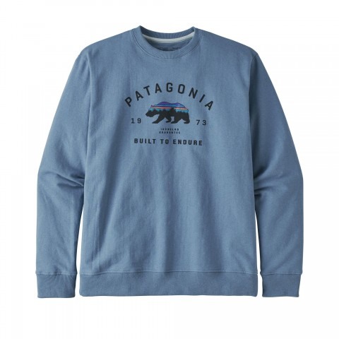 Preview of Arched Fitz Roy Bear Uprisal Crew Sweatshirt