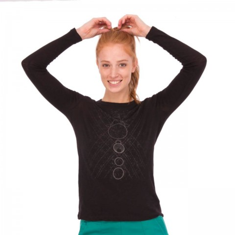 Preview of ALIGN - Women's Long Sleeve Slub Tee