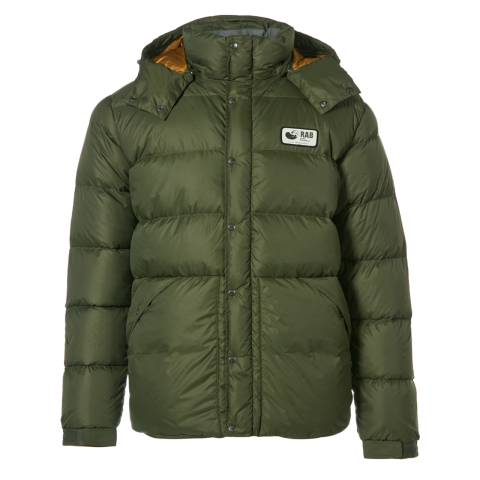 Preview of Andes Jacket