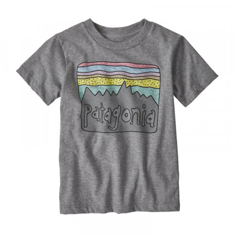 Preview of Baby Fitz Roy Skies Organic T-Shirt