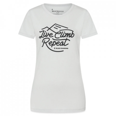 Preview of Live climb repeat tee - Women's