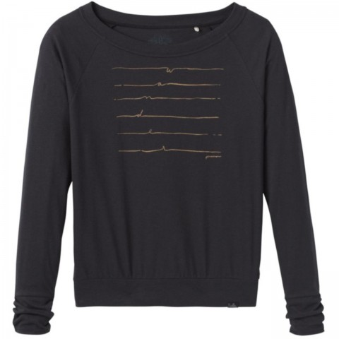 Preview of Graphic Long Sleeve Tee Womens