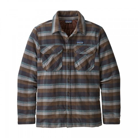 Preview of Insulated Fjord Flannel Shirt