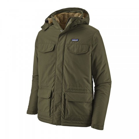 Preview of Isthmus Parka