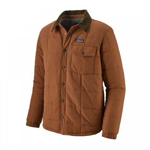 Preview of Isthmus Quilted Shirt Jacket