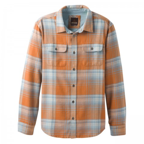 Preview of Lybek Midweight Flannel Shirt