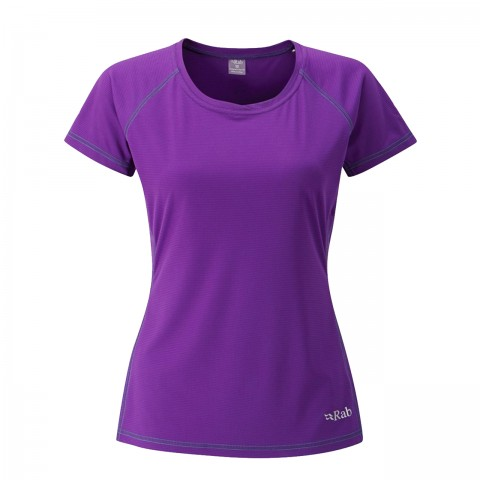 Preview of Womens Interval Tee - Last Seasons